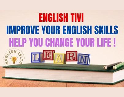 Improve English Skills Online - Englishtivi