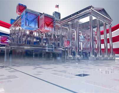 US ELECTION 2020-AlGhadTV