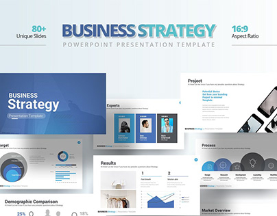 Business Strategy PowerPoint