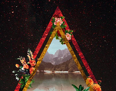 Sense | Collage art
