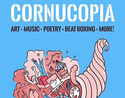 Cornucopia Event Poster