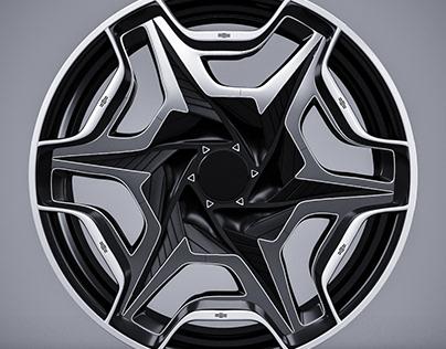 Car Wheels Series