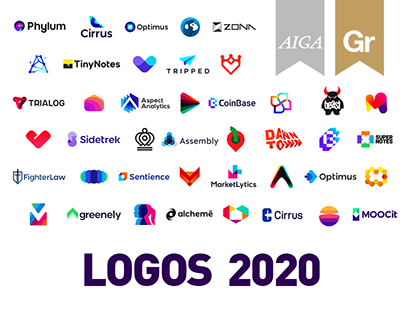 LOGO DESIGN projects 2020 - 2021