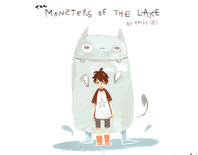 Monsters of the Lake