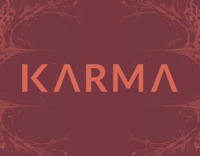 Karma - Visual Identity