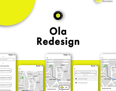 OLA REDESIGN PROJECT