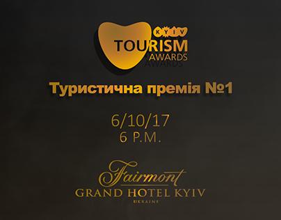 Tourism Awards banner