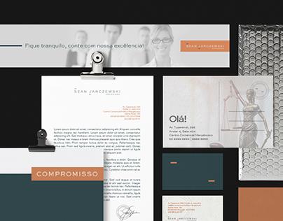 Sean Jarczewski Advogado | Visual Identity