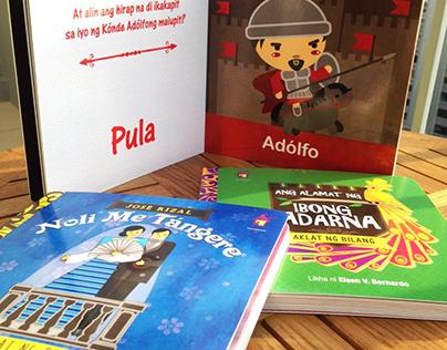 BuliLit Board Books