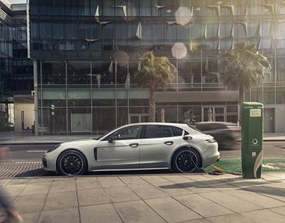 Porsche Panamera 4 Sports Turismo E-Hybrid