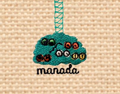 MANADA // DESARROLLO DE PRODUCTOS Y GRÁFICA (Ecuador)