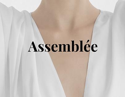 Assemblee | Branding & Website