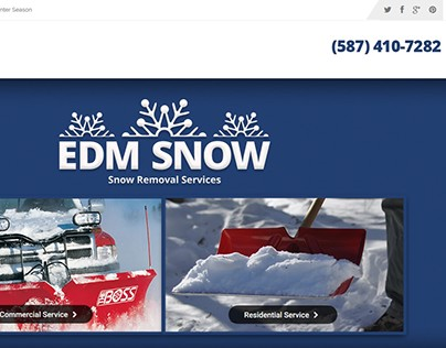 Snow Removal And Clearing In Edmonton Alberta