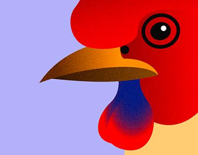 The Red Junglefowl