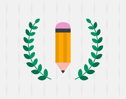 Website Illustrations for Blog