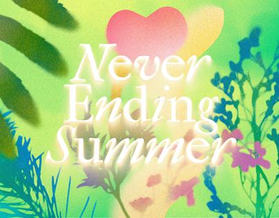 NEVER ENDING SUMMER - FRZ Designs