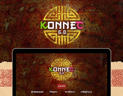 KonneC 6.0 Event Website