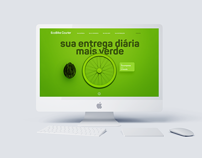 EcoBike (UX/UI)