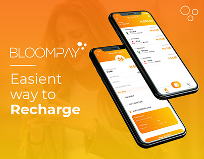 BloomPay Recharge App