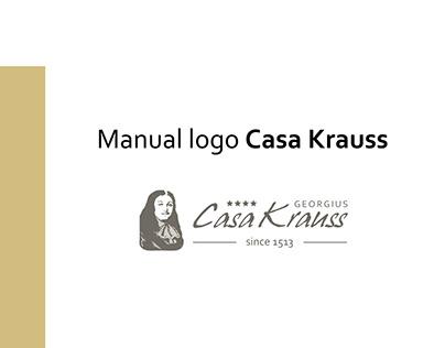 Manual Branding Casa Krauss