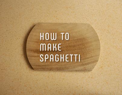 Stop-motion   Spaghetti