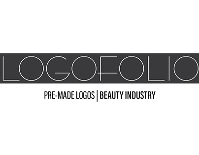 LOGOFOLIO (Pre-made | Beauty Industry)