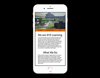 Online Classroom Tool Prototype