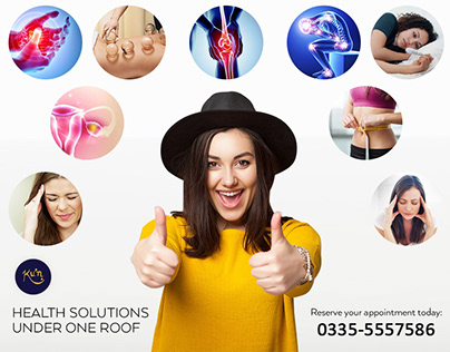 Social Post Design Health Solutions Under One Roof