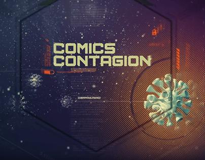 Comics Contagion