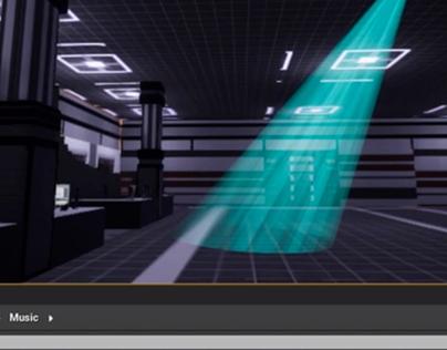 Unreal Engine Sound Design Demo