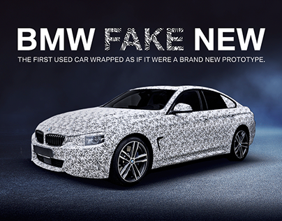 BMW Fake New [We Are Social]
