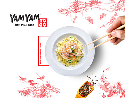 Yam Yam To Go - Fine Asian Food