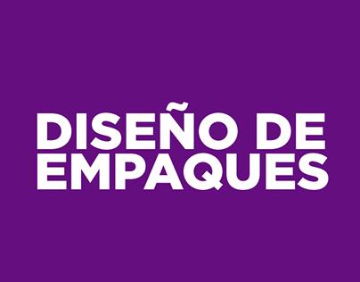 DISEÑO DE EMPAQUES