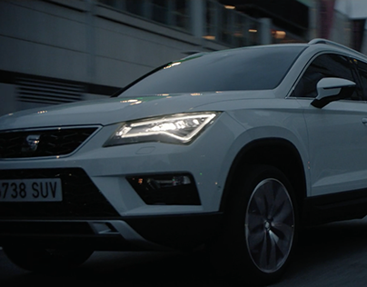 SEAT Ateca/ Change Your Point of View / Film