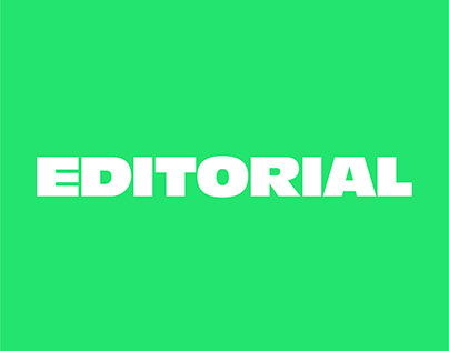 EDITORIAL 2020