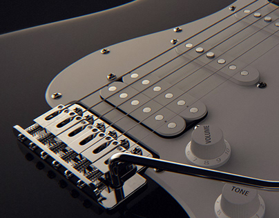 Music is Beautiful - Product Renders and Animation
