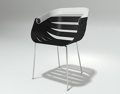 Chair design, project # 17 in DESIGN MARATHON