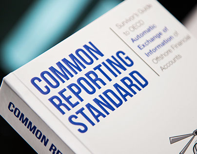 Common Reporting Standard - Book