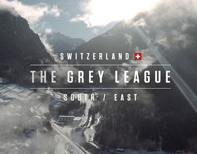 The Grey League - South East Switzerland