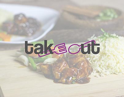 Take-Out - Logo & Photoshoots