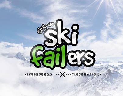 Ski Failers CMR Falabella