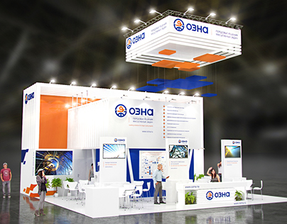EXHIBITION STAND OZNA