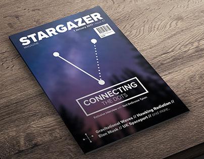 A4 Magazine Mockup *FREE*