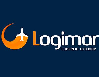 """Propuestas de Logotipo para """"LOGIMAR COMERCIO EXTERIOR"""""""