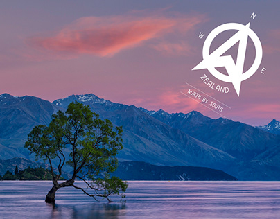 New Zealand. North By South