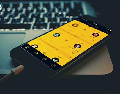 Sports Bet Mobile App