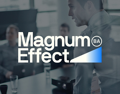 Magnum Effect — Visual Identity