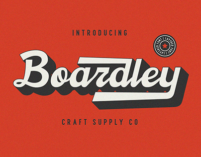 Boardley Script Font - Free Download