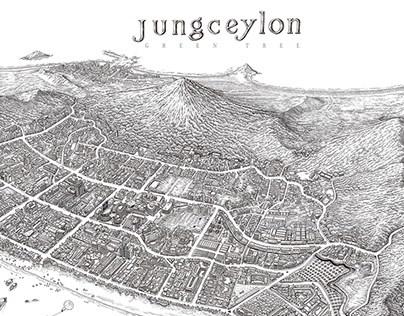 Jungceylon cityscape