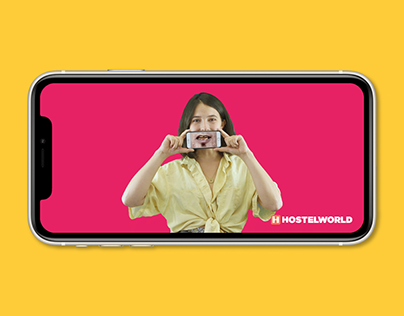 Hostelworld App Campaign